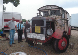 Old Scammell
