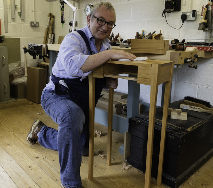Fine Crafted Wood Exhibition returns to New Forest Show
