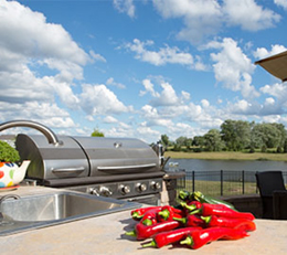 Calor gives visitors top tips for buying a BBQ this summer.