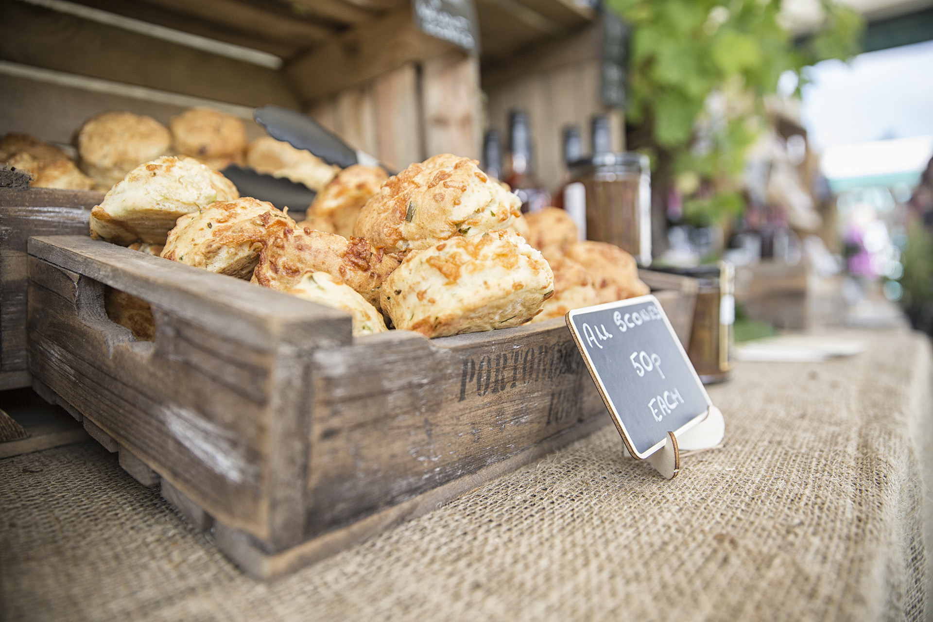Tradestand Applications for the New Forest and Hampshire County Show