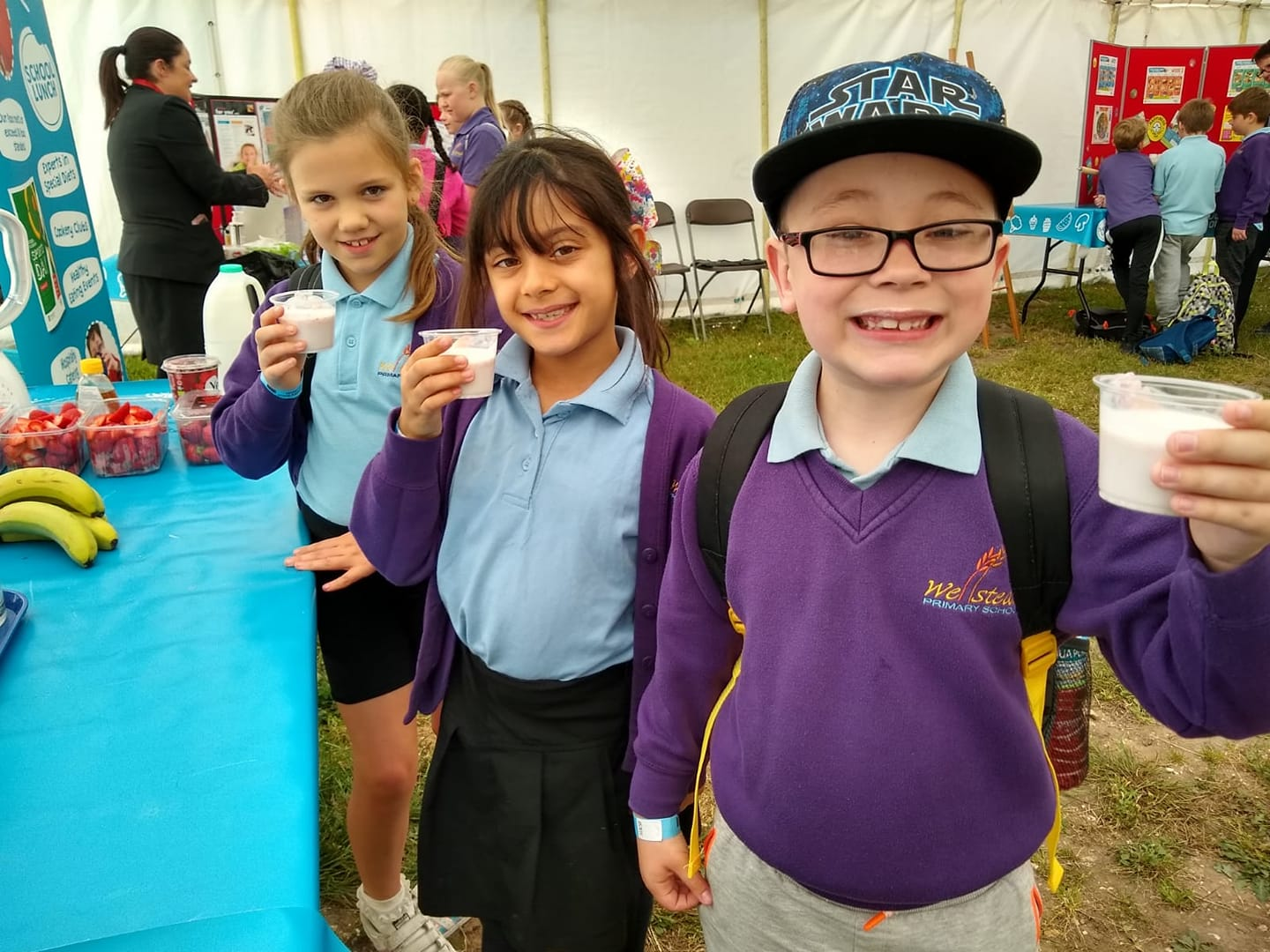 New Forest Show welcomes 530 children to annual Schools Day event