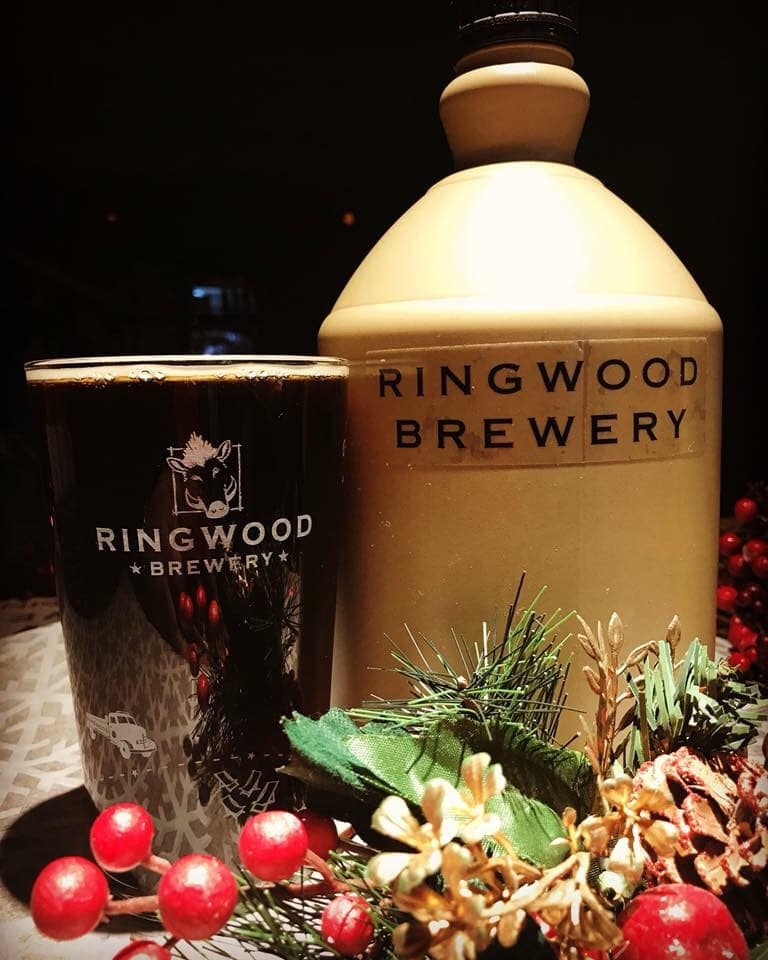 Head to Ringwood Brewery for Carols, Christmas Cheer & Festive Fun!